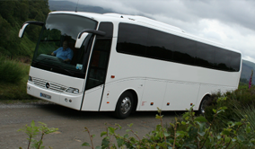 Coach Hire Scotland, UK